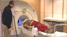 Monk in scanner